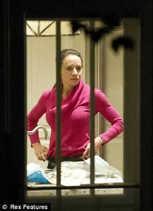 Paula Broadwell, Gen. David Petraeus, David Petraeus affair