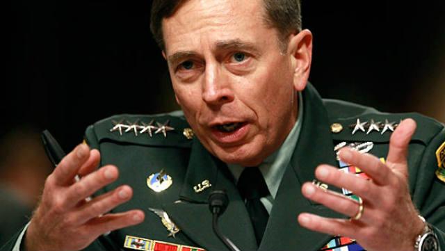 Gen. David Petraeus, affair, CIA