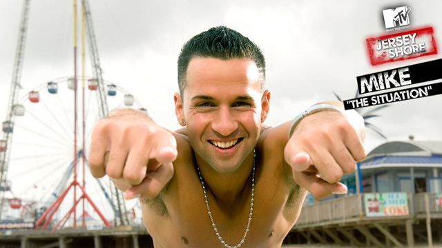 Mike the Situation Sorrentino tweets phone number