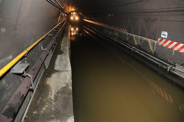 NYC Flooded Subways 1