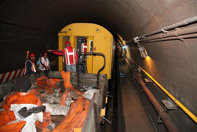 NYC Flooded Subways 2