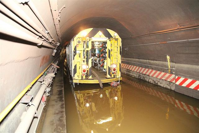 NYC Flooded Subways 4