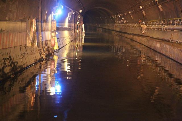 NYC Flooded Subways 5