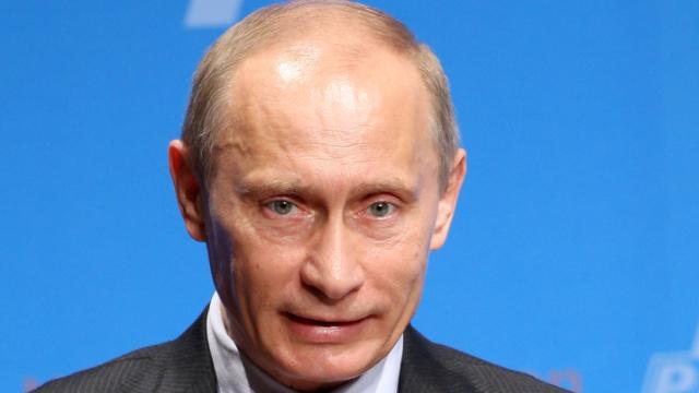 Vladimir Putin War on Vodka