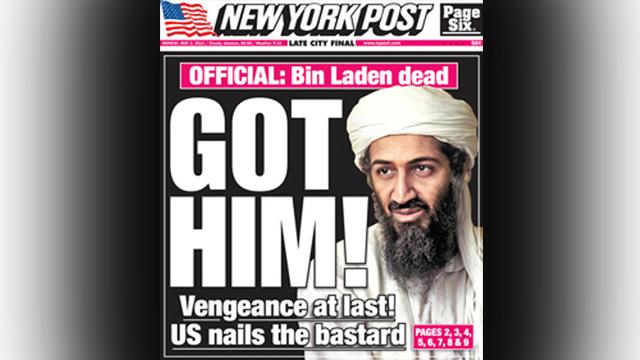 Nicolas Checque Osama bin Laden SEAL Team 6