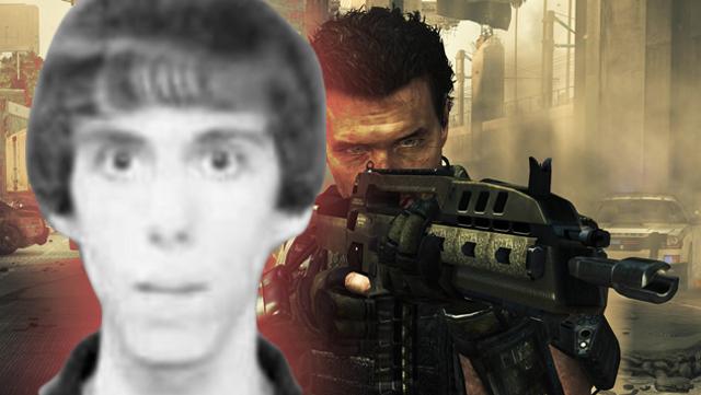Adam Lanza Call of Duty