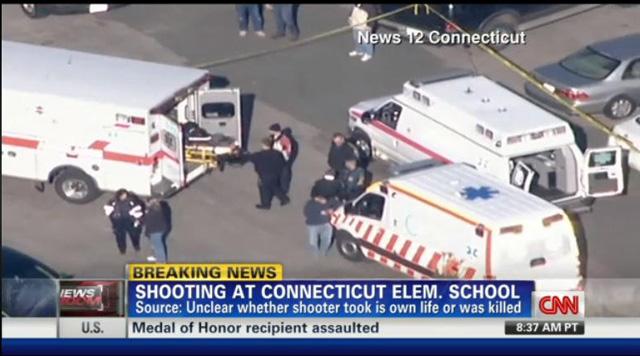 sandy hook school shooting dead