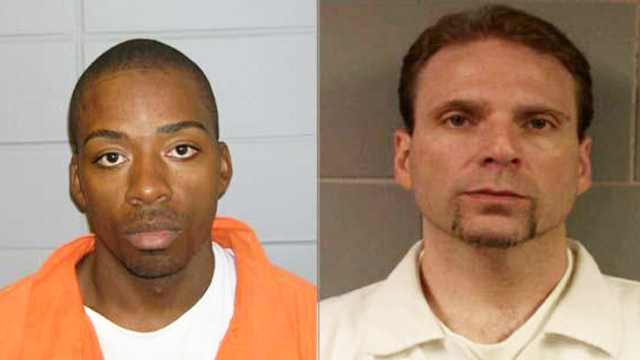 kenneth conley Joseph Banks chicago jail escape mugshots