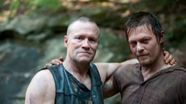 The Walking Dead, Mid-season finale, Daryl and Merle