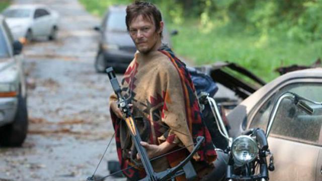 The Walking Dead, AMC, mid-season finale, Daryl