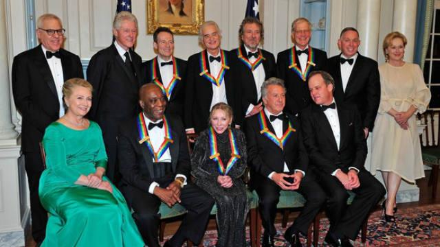 Kennedy Center, Honorees, President Obama