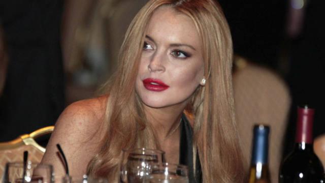 Lindsay Lohan, Tiffany Mitchell, Gloria Allred, private investigator, trainwrecks