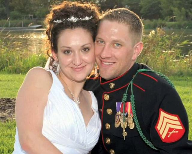 Benjamin Jennifer Sebena wedding