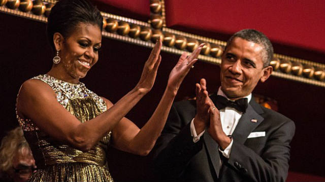 Kennedy Center Honors, President Barack Obama, Michelle Obama