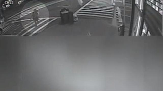 subway push suspect video queens