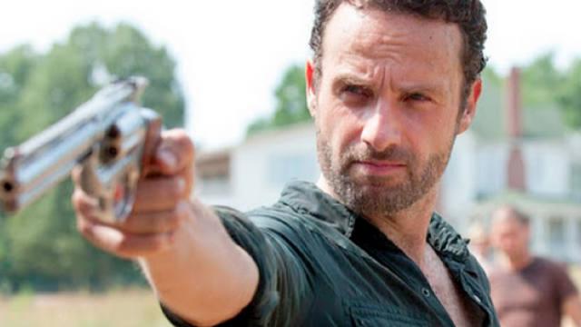 The Walking Dead, mid-season finale, Rick