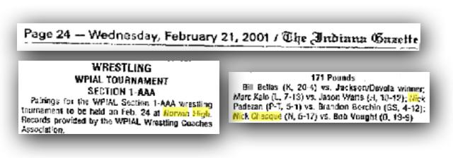 nicolas checque wrestler norwin high school navy seal
