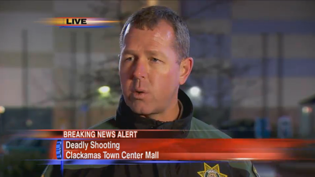 clackamas mass shooting