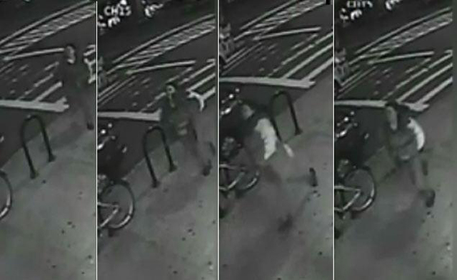 Video of Subway Pusher