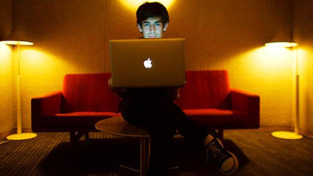 Aaron Swartz Dead
