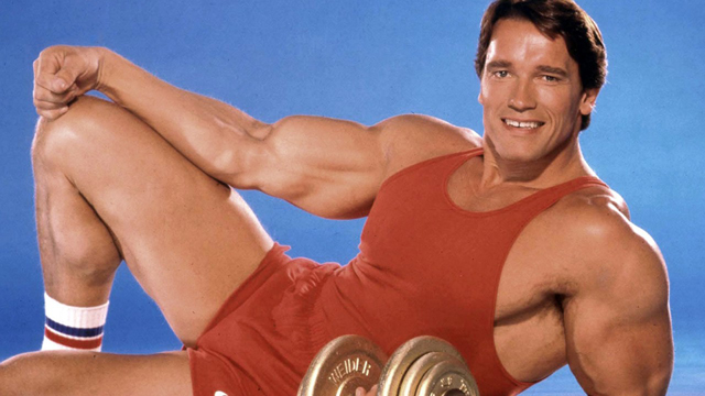 Photo Arnold Schwarzenegger nude in sex act found