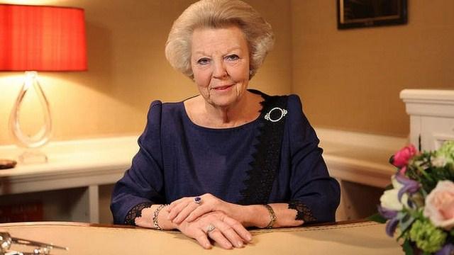 Queen Beatrix, Queen Beatix Renounces Her Throne, Beatrix of the Netherlands