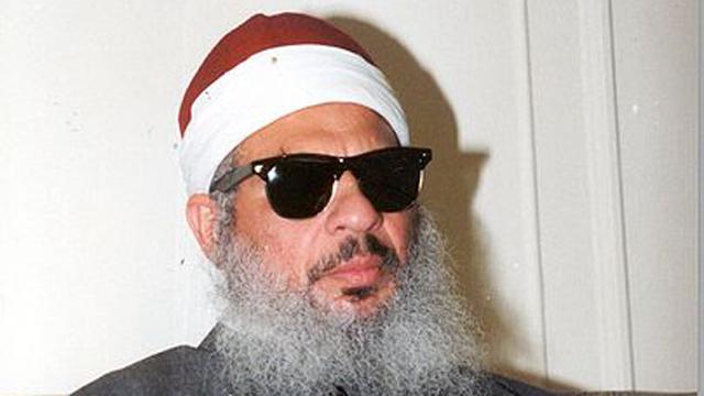 blind sheikh hostgages Algeria