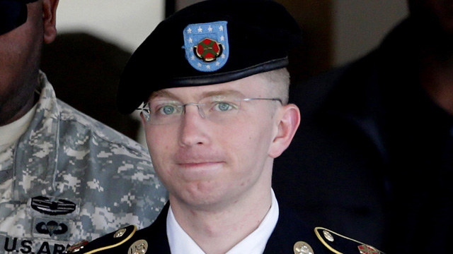 Bradley Manning, Military Prison, Pre-Trial Punishment, Cuts Sentence, Wikileaks, Julian Assange.