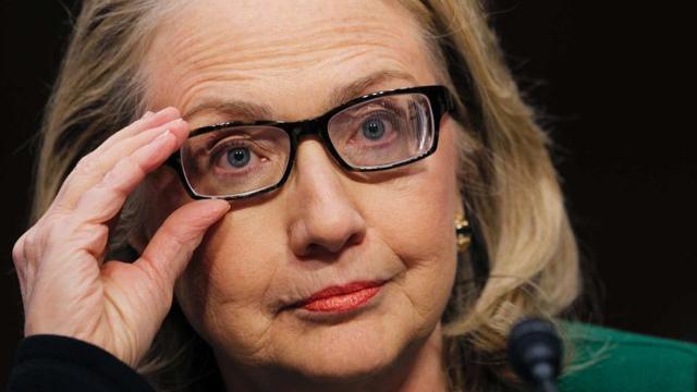 clinton benghazi testimony
