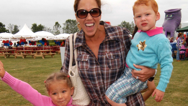Donna Savattere And Her Kids