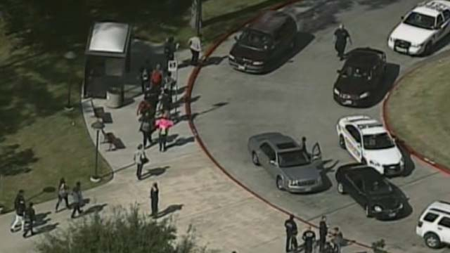 texas college shooting, lone star college shooting