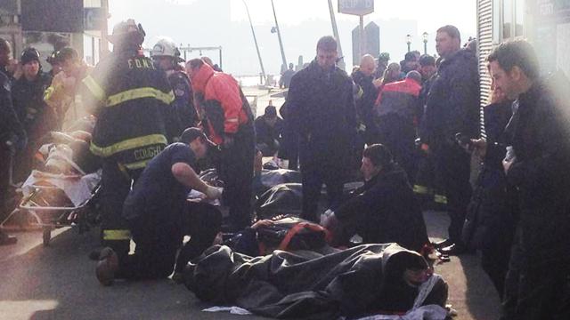 manhattan ferry accident