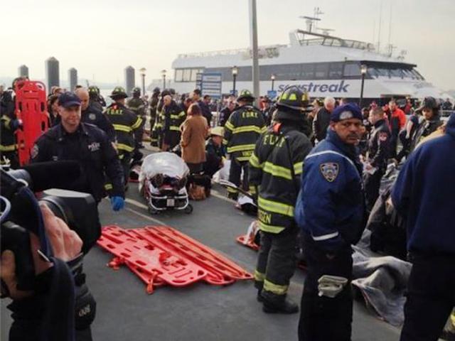 manhattan ferry crash