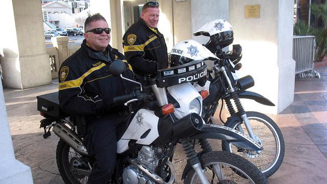 Walters Las Vegas Officer