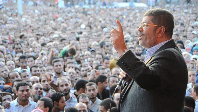 Mohammed Morsi Holocaust