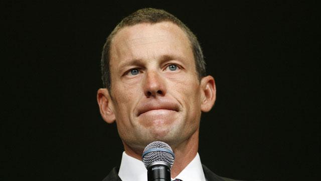Lance Armstrong Apology