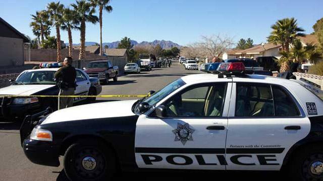 Walters Las Vegas Police