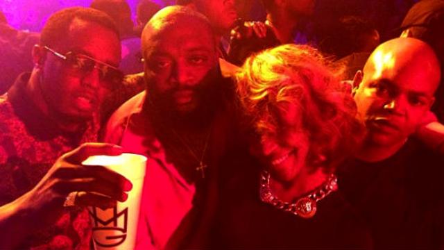 Rapper Rick Ross shot, Rolls Royce, Fort Lauderdale