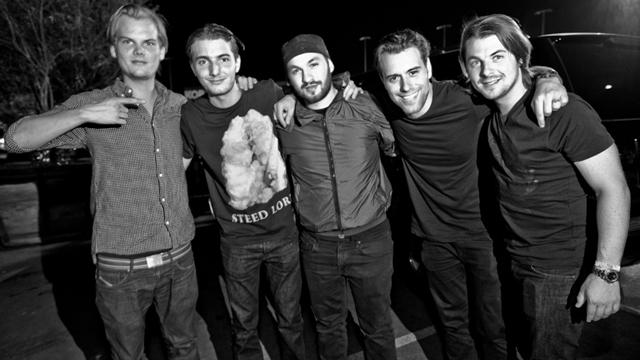 Swedish House Mafia and Avicii