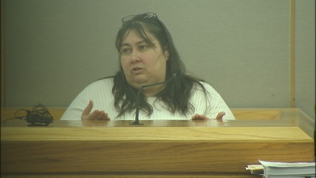 Tina Alberson was convicted of injury to a child for the dehydration death of her stepson