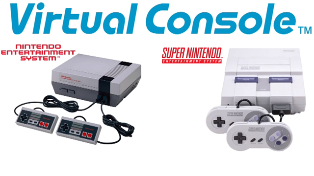 Virtual Console Wii U