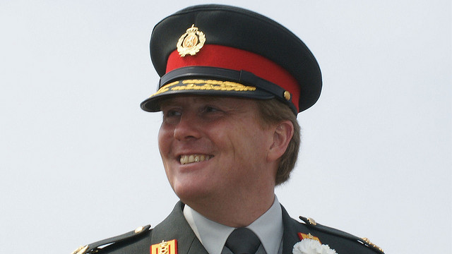 Willem-Alexander, Prince Willem-Alexander, Prince of Orange