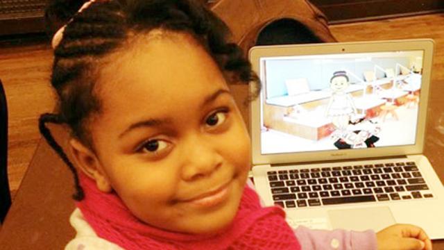 Zora Ball: The Worlds Youngest App Developer