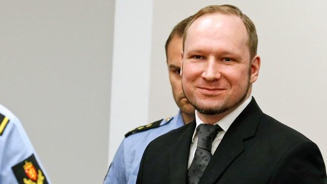 Anders Breivik, Norway Massacre