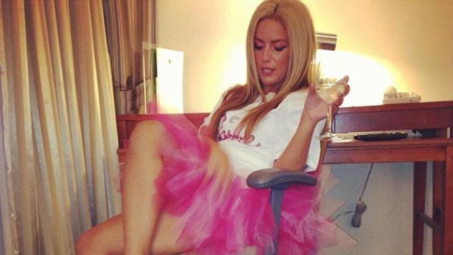 Ashley Riggitano Fashionista