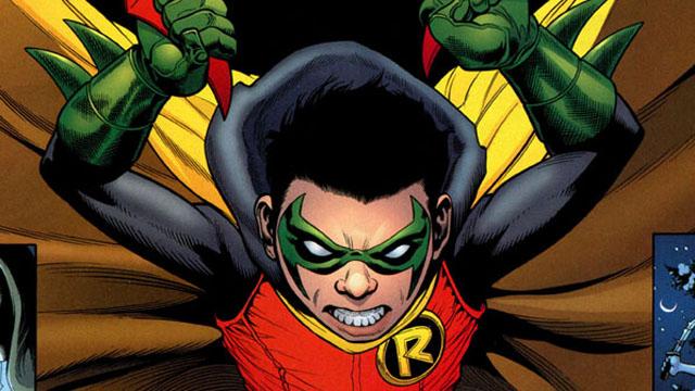 Robin Killed