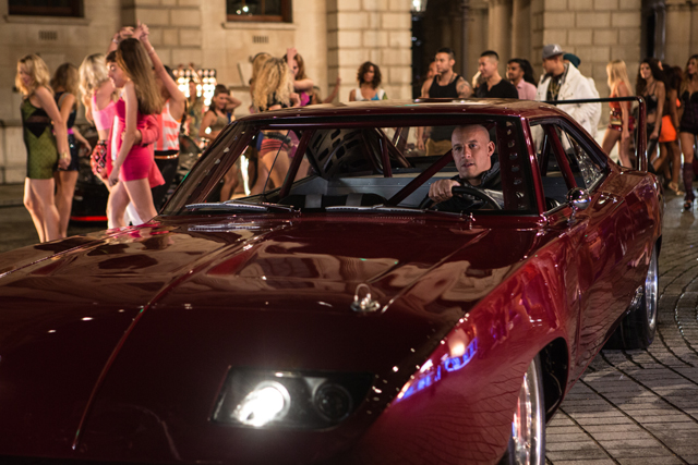 Fast And Furious 6: Top 10 Facts You Need To Know, Vin Diesel