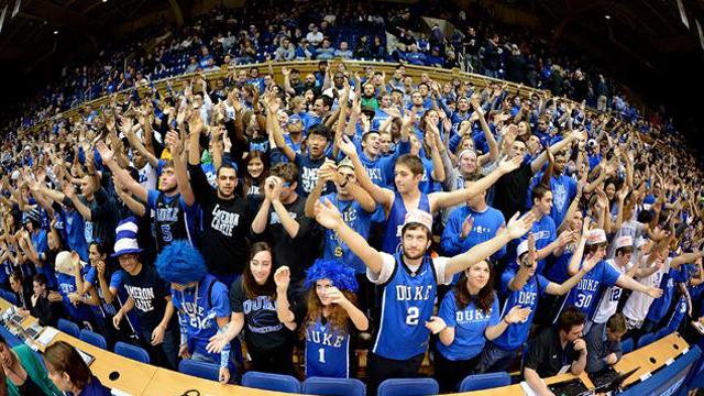 Duke University Mother Chants