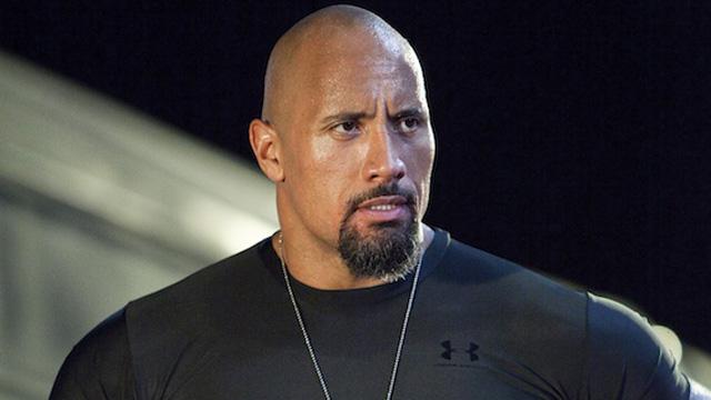 Fast and Furious 6: Character Profiles, Dwayne 'The Rock'' Johnson, Luke Hobbs