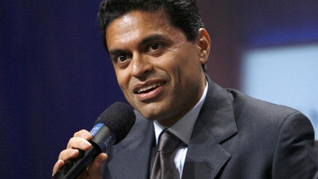 Fareed Zakaria